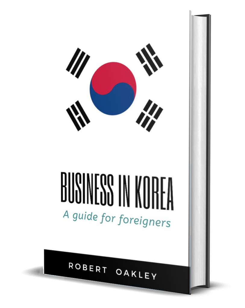 Business In Korea Book Cover